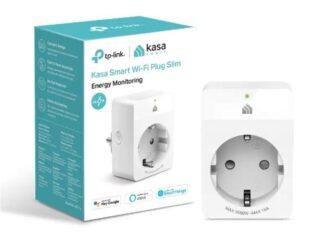 TP-Link Kasa Smart Wi-Fi Plug Slim Energy Mo