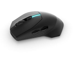 DELL MOUSE AW310M GAMING ALIENWARE WIRELES