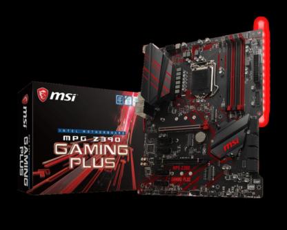MB MSI MPG Z390 GAMINC PLUS