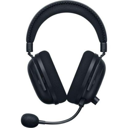 Headphones + microphone RAZER BLACKSHARK V2 Black/Green