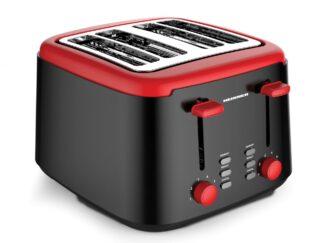HEINNER HTP-1450BKR toaster
