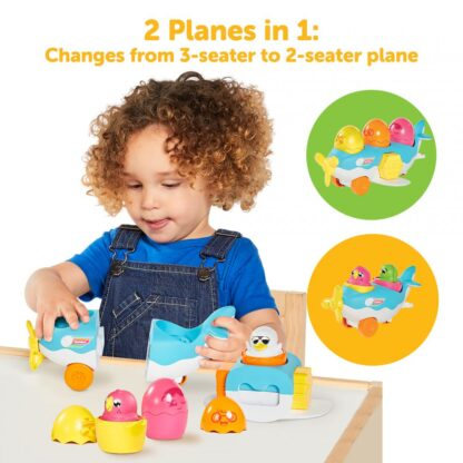 My plane, 2in1 toy