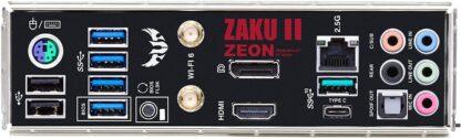 Motherboard ASUS TUF Gaming B550M-ZAKU WIFI AM4