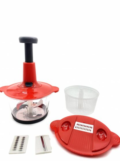 Manual shredder, multifunctional, BONY