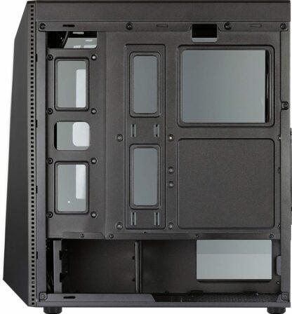 PC Case Aerocool Shard Tempered Glass Black
