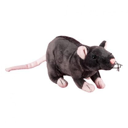 Plush rat, 19 cm
