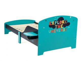 Junior bed Explore the universe