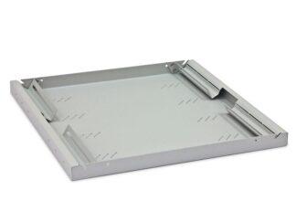 Triton perforated shelf 1U / 250 MAX.15KG gray