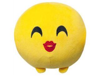 Plush emoticon(KISSING) 11 CM