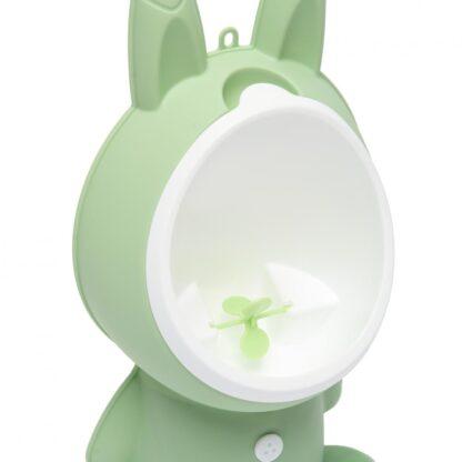 Green boys urinal