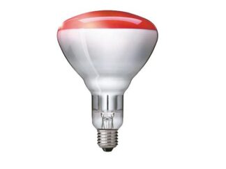Industrial PHILIPS E27 infrared bulb