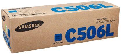 SAMSUNG CLT-C506L/ELS CYAN TONER