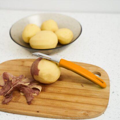 Potato peeling knife 19 X 1.5 CM