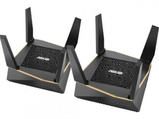 ASUS ROUTER AX6100 TRI-BAND WIFI 6 2PACK