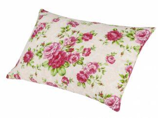 Decorative Pillow 40X60 CM-Pink flowers