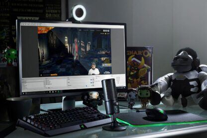 Razer Seiren X Microphone, Desktop