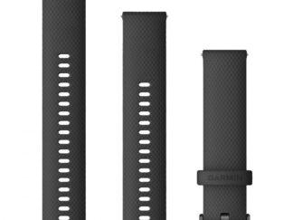 Garmin Watch Strap 20mm Black / Slate