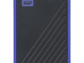 WD EXT SSD 1TB USB 3.0 MY PASS GO BL