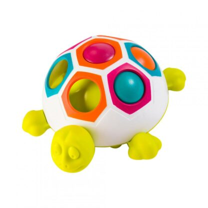 Fat Brain Turtle with shapes