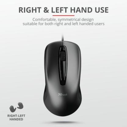 Trust Carve USB Mouse