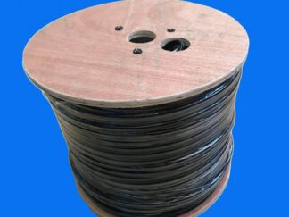 COAXIAL CABLE RG59 CCA WITH POWER SUPPLY