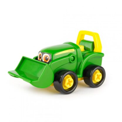 Tractoras built a friend Bonnie