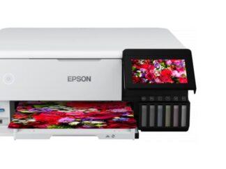 EPSON L8160 CISS COLOR INKJET MFP