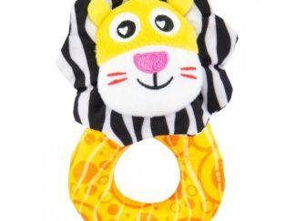 Lamaze-Rattle toy, Lion Logan