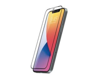 Mobico Huawei P40 Lite Black glass foil