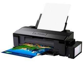EPSON L1800 CISS COLOR INKJET PRINTER
