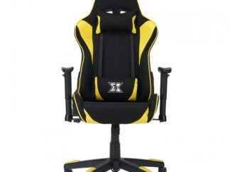 SERIOUS GAMING CHAIR TORIN TXT YELLOW