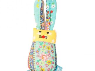 Textile Toy Hanging Bunny