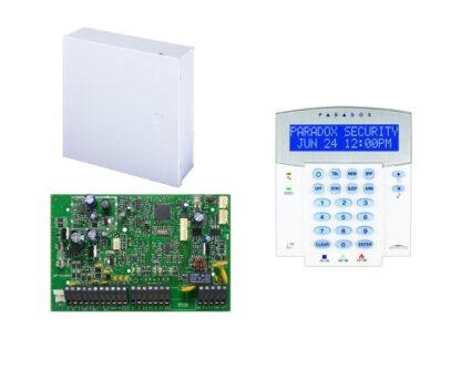 Access control PD SP5500 + trans box + K32LX