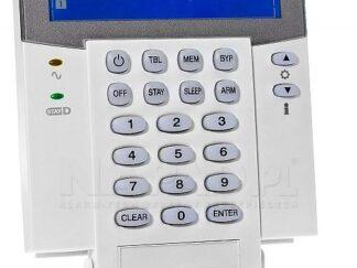 keyboard LCD ICON PARADOX K35