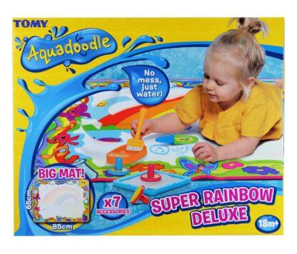 AquadooDELLe- The Rainbow Mat