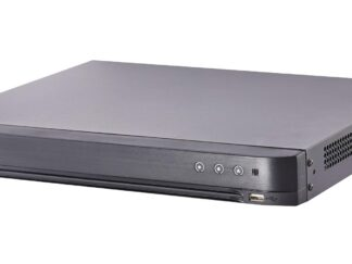 DVR TURBO HD 5MP 16CH POC 2XSATA