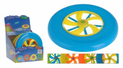 FRISBEE/Flying disc with  propeller