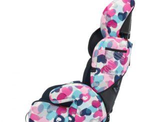 Car seat 9-36 kg Hearts U208-HEINNERT