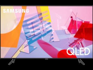 """QLED TV 75 """"SAMSUNG QE75Q60TAUXXH"""