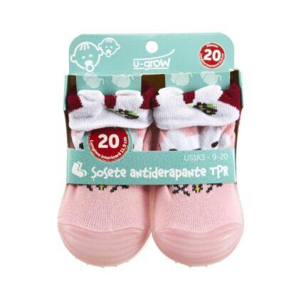Non-slip socks TPR 20/11.9cm US1K3-9-20