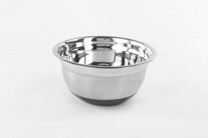 Stainless Steel Bowl satin,non-stick base,30 CM