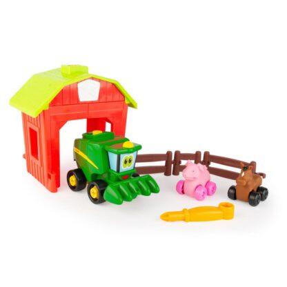 Tractors build a Corey friend