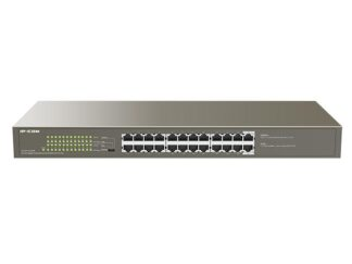 IP-COM 24PORT GB ETHERNET SWITCH POE