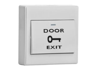 EXIT BUTTON ND-EB02A-B