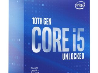 CPU Intel i5-10600KF 4.80 GHz LGA 1200