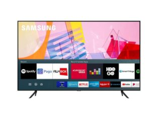 """QLED TV 85"""" SAMSUNG QE85Q60TAUXXH"""