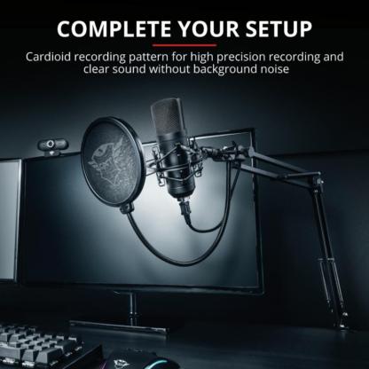 Trust GXT 252+ Emita Plus Streaming Mic