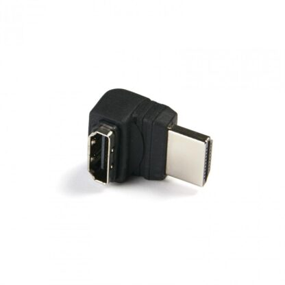 SERIOUX ADAPTER HDMI F - HDMI M 90 DGR