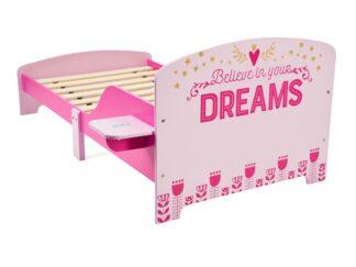 Junior bed Believe in your dreams