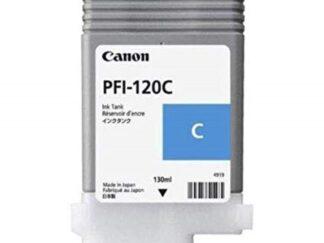 CANON PFI-120C CYAN INKJET CARTRIDGE